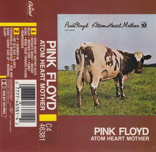Pink Floyd - Atom Heart Mother ( Cassette)