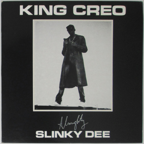 Slinky Dee - King Creo (Canadian Hip Hop)