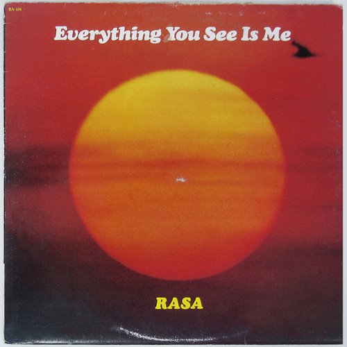 Rasa - Everything You See is Me