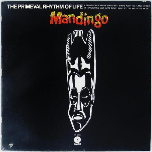 Mandingo  – The Primeval Rhythm Of Life