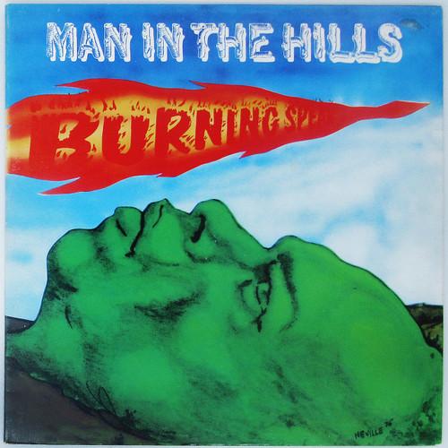 Burning Spear – Man In The Hills  (Gatefold)