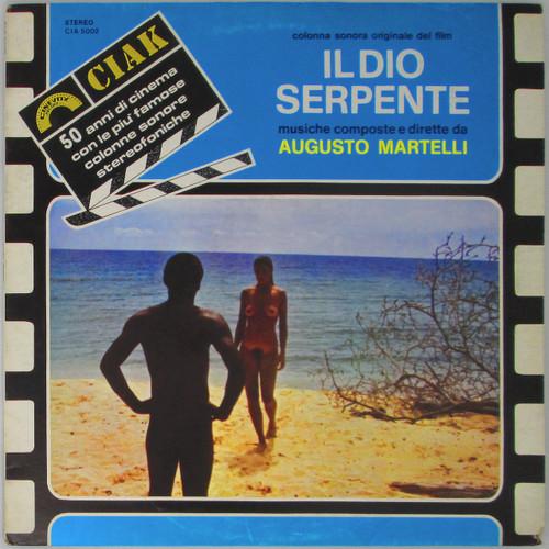 Augusto Martelli – Il Dio Serpente (soundtrack)