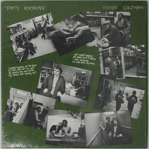 Vivien Goldman – Dirty Washing (99 Records)