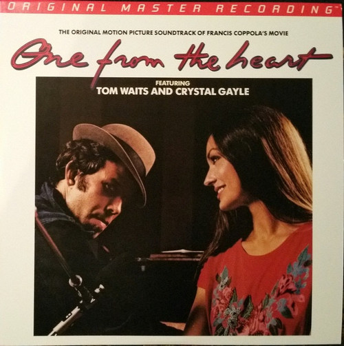 Tom Waits - One From The Heart - The Original Motion Picture Soundtrack Of Francis Coppola's Movie