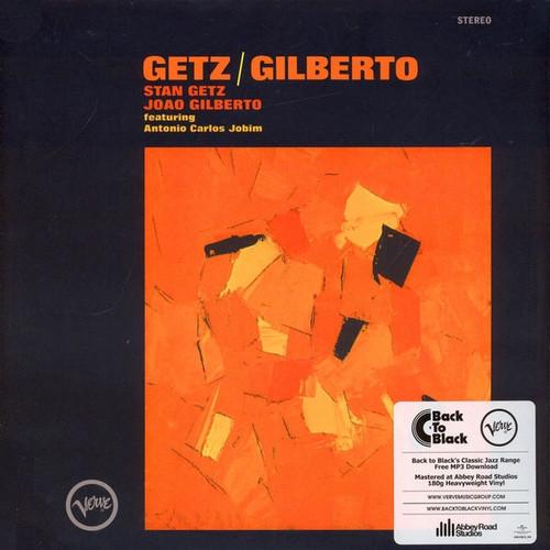 Stan Getz / Joao Gilberto - Getz / Gilberto (Standard Reissue)