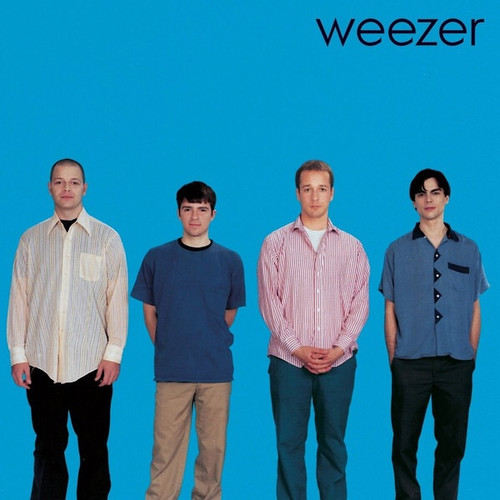 Weezer - Blue (Standard Reissue)