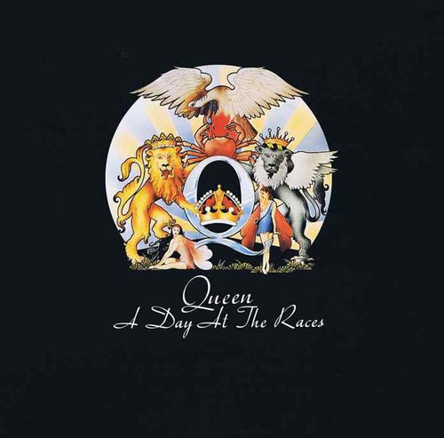 Queen - A Day At The Races (Standard Reissue)