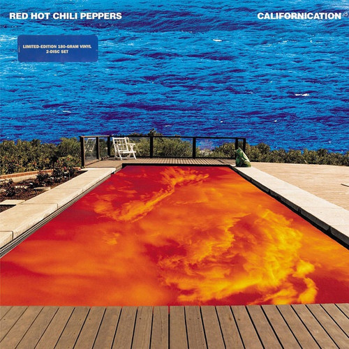 Red Hot Chili Peppers - Californication (2LP Limited Edition)