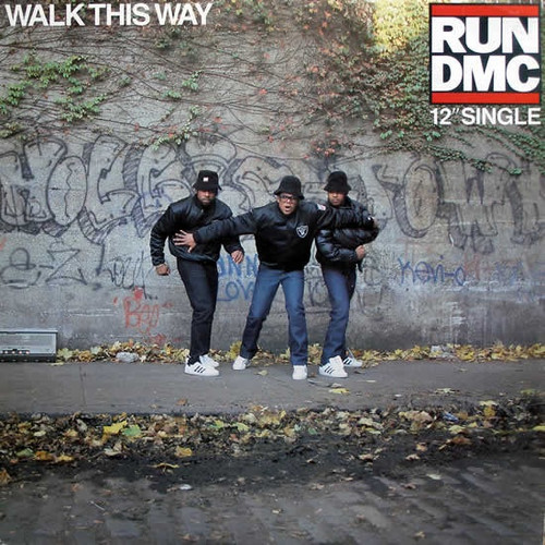 "Run-DMC - Walk This Way (12"" 45 RPM)"