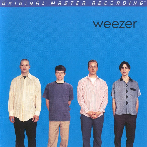 Weezer - Weezer ( Sealed SACD)