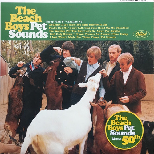 The Beach Boys - Pet Sounds (50th Anniversary Mono)