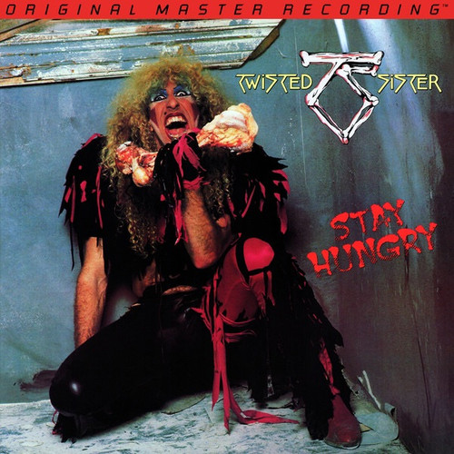 Twisted Sister - Stay Hungry ( MoFi numbered)
