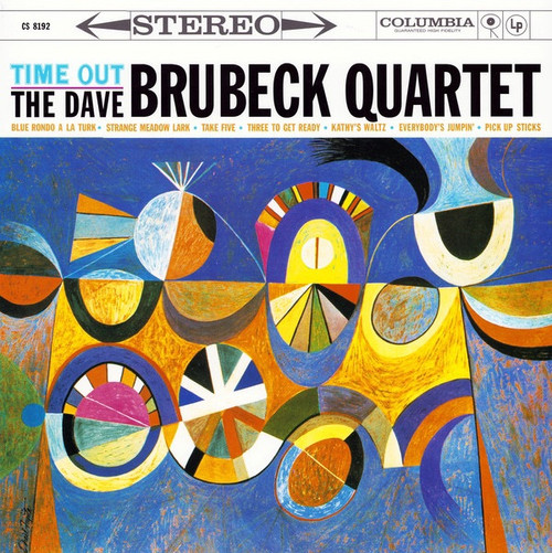 The Dave Brubeck Quartet - Time Out (Analogue Productions - 45 RPM 200g)