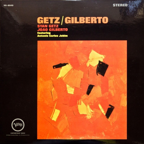 Stan Getz - Getz / Gilberto ( Analogue Productions 200g 45RPM)