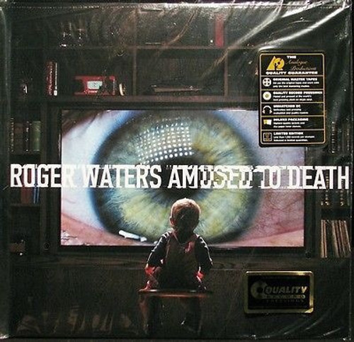 Roger Waters - Amused To Death ( Analogue Productions 200g 45RPM)