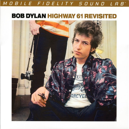 Bob Dylan - Highway 61 Revisited ( Limited Edition numbered MoFi  - out of print)
