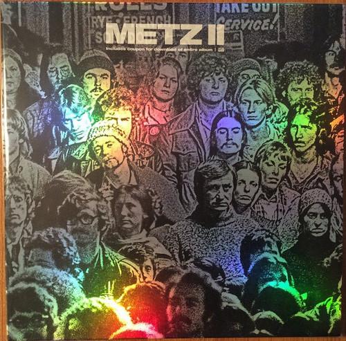 Metz -II Loser Edition on coloured vinyl