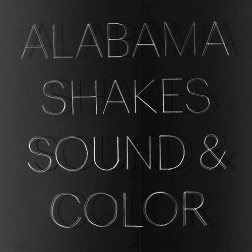 Alabama Shakes - Sound & Color ( limited edition on clear vinyl)