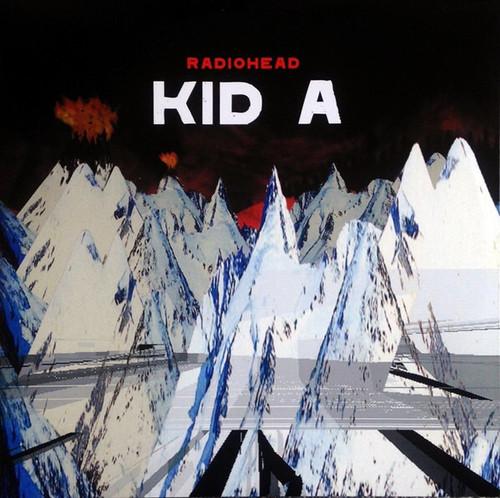 Radiohead - Kid A (Standard Reissue)