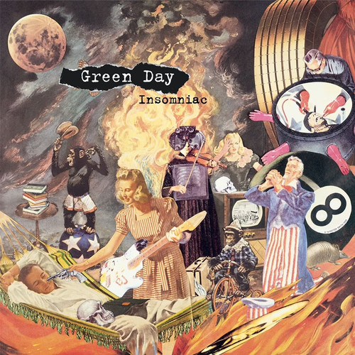 Green Day - Insomniac (25th Anniversary Deluxe Limited Edition)