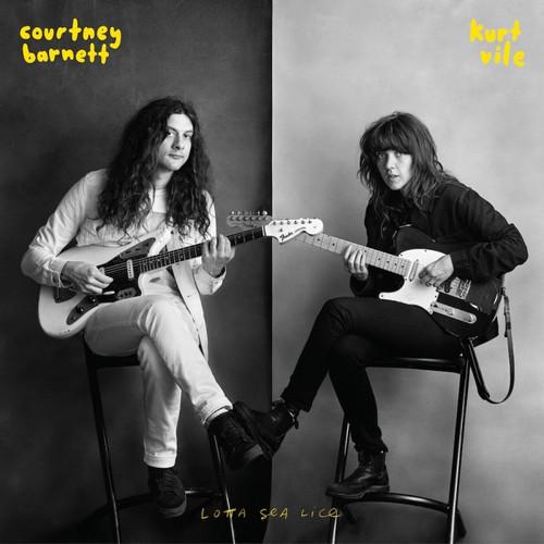 Courtney Barnett / Kurt Vile - Lotta Sea Lice (Standard Release)