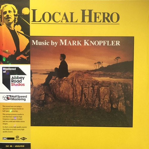 Mark Knopfler - Local Hero (Abbey Road Half Speed Master)