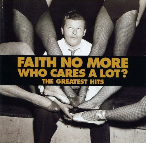 Faith No More - Who Cares A Lot? the Greatest Hits (Limited Edition 2LP Gold Vinyl)