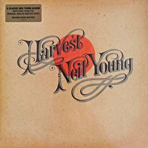 Neil Young - Harvest (180g Reissue)