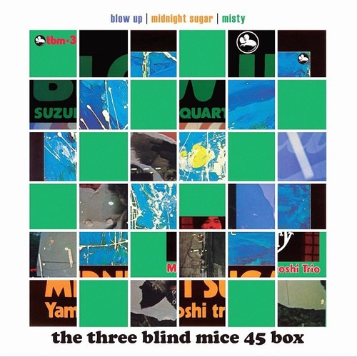 Isao Suzuki Trio - The Three Blind Mice 45 Box ( Impex Audiophile Series)