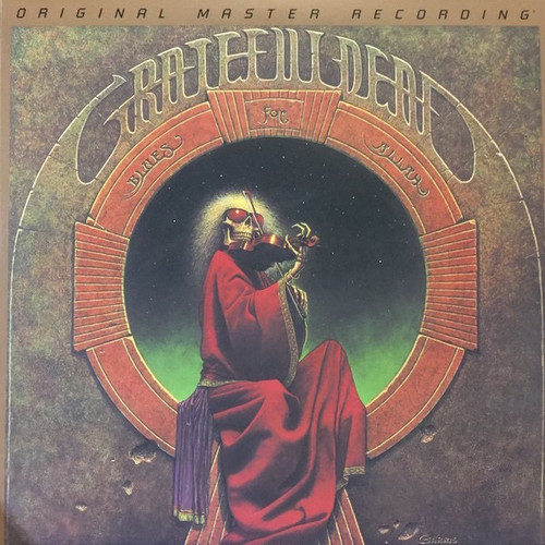 The Grateful Dead - Blues For Allah