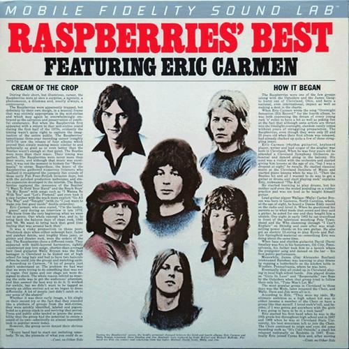 Raspberries - Raspberries' Best - Featuring Eric Carmen (red vinyl)