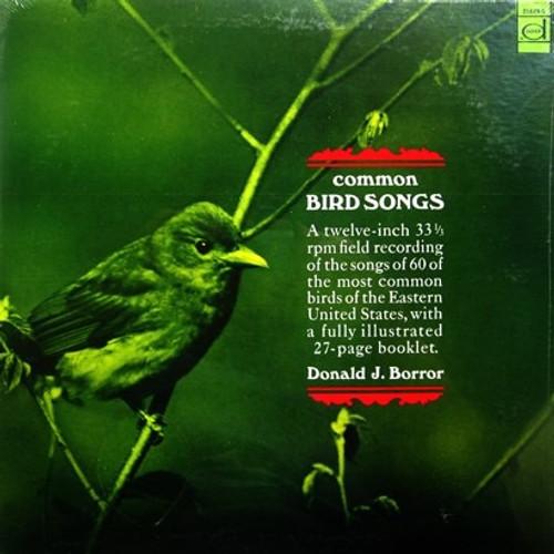 Donald J. Borror - Common Bird Songs