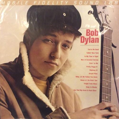 Bob Dylan - Bob Dylan ( MoFi numbered)