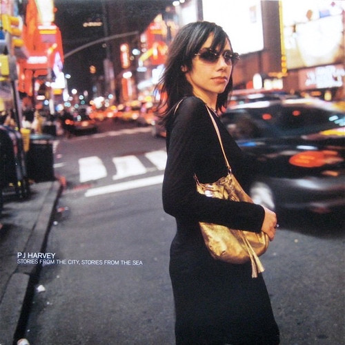 PJ Harvey - Stories From The City, Stories From The Sea (original 2000 pressing NM)