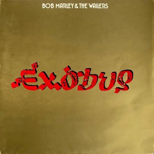 Bob Marley & The Wailers - Exodus (UK import , die cut inner VG+)
