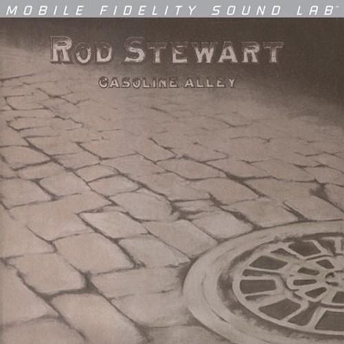 Rod Stewart - Gasoline Alley (MoFi - Numbered)