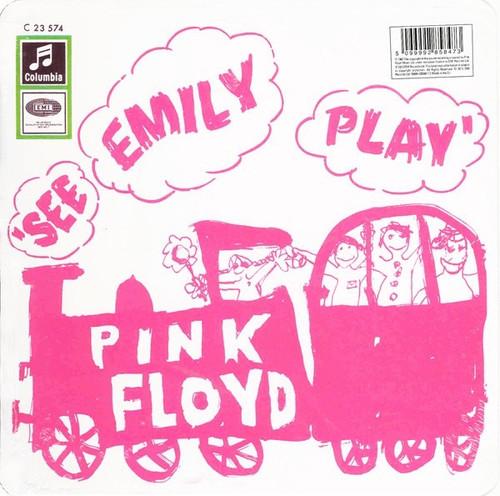 Pink Floyd - See Emily Play (pink  vinyl)