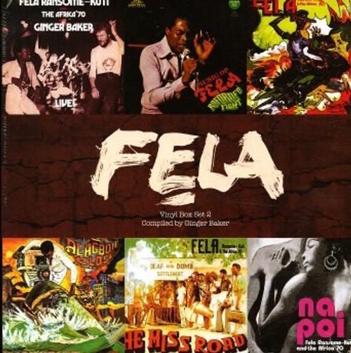 Fela Kuti - Vinyl Box Set 2