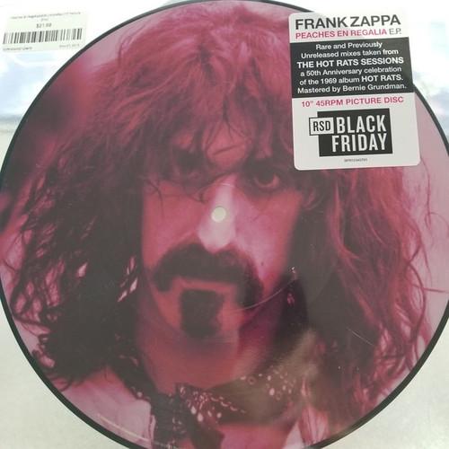 Frank Zappa - Peaches En Regalia ( Picture)