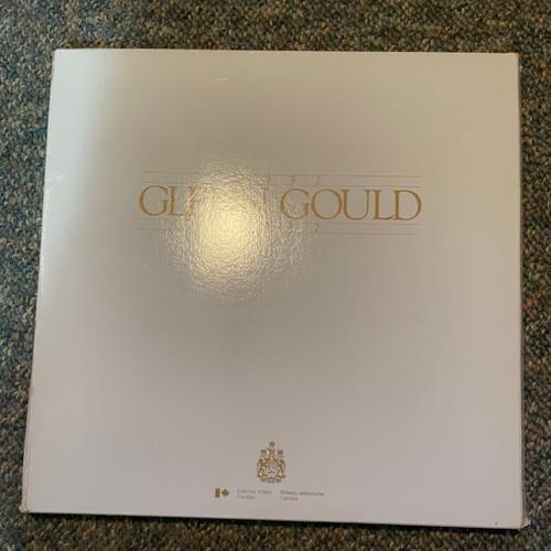 Glenn Gould - Limited Edition CBC / GOC External Affairs In Memoriam 4 LP box set