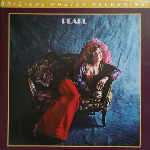 Janis Joplin - Pearl (MoFi numbered)
