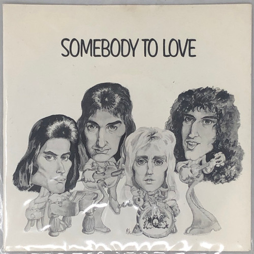 "Queen - Somebody to Love (7"" Single Import)"