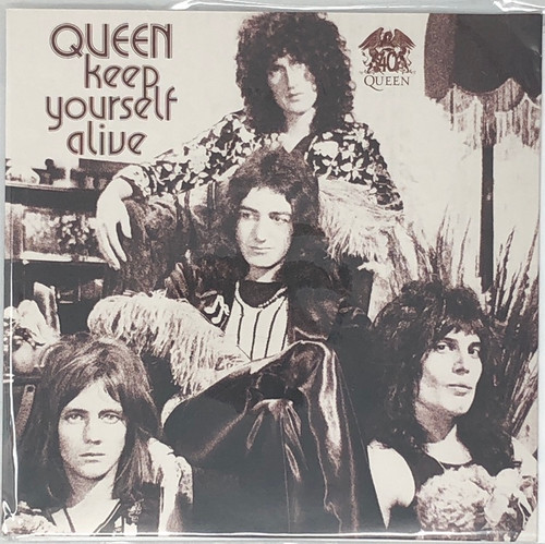 """Queen - Keep Yourself Alive / Son and Daughter (RSD 2011 7"""" Single)"""