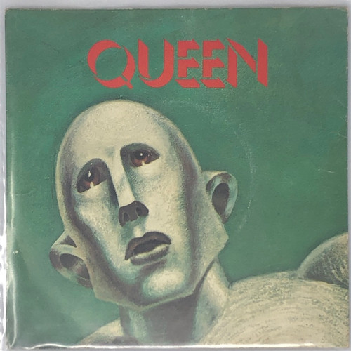 """Queen - We Are The Champions / We Will Rock You (UK 7"""" Single)"""