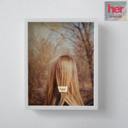 Arcade Fire with Owen Pallett - Her OST (Limited Edition White Vinyl)