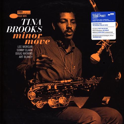 Tina Brooks - Minor Move (Blue Note Tone Poet)