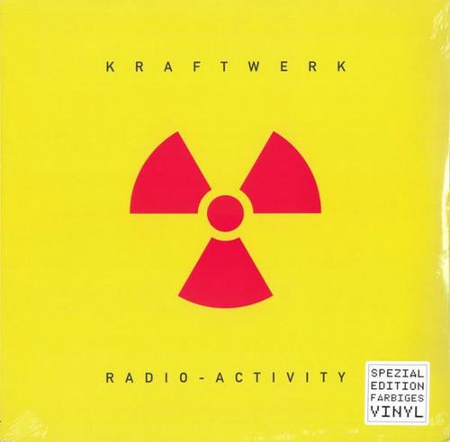 Kraftwerk - Radio-Activity (Special Edition Coloured Vinyl)