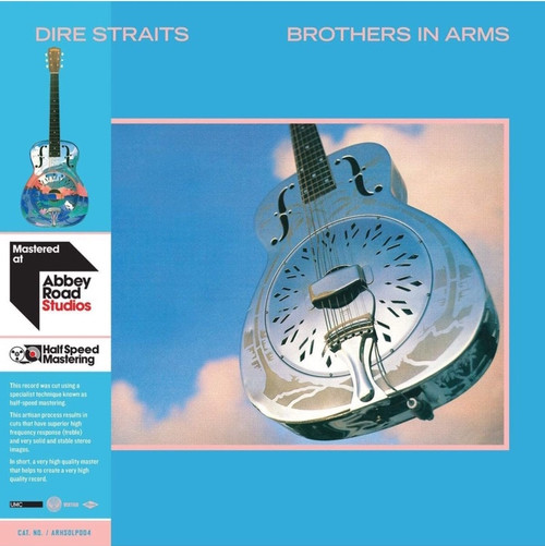 Dire Straits - Brothers In Arms (Abbey Road Half Speed Master)