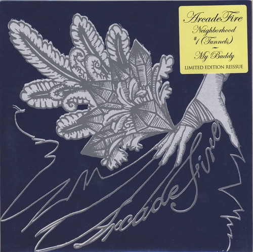 "Arcade Fire - Neighborhood #1 Tunnels / My Buddy (Limited Edition 7"" Single)"