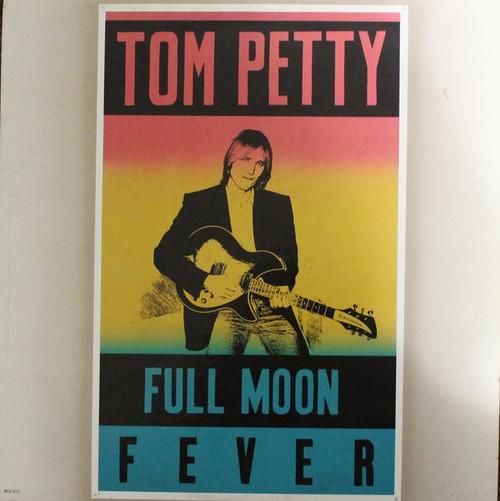 Tom Petty - Full Moon Fever ( 1989 pressing in Shrink)
